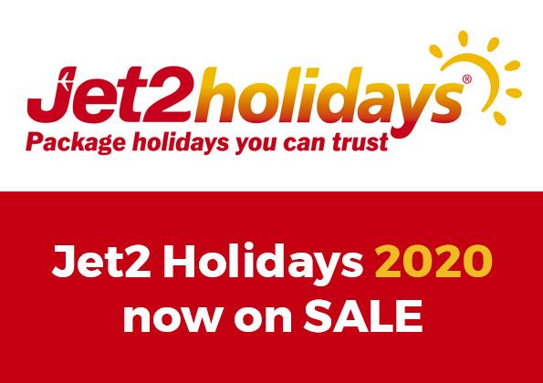 Jet2 2020 Holiday Sale